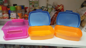 road trip lunchboxes