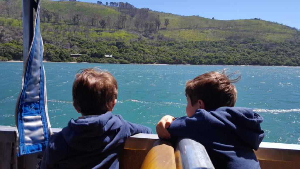 Threelegs Rivercat Knysna Ferry