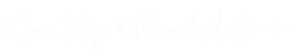 One Stop Wanderlust Logo