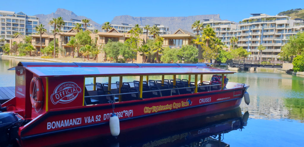 Cape Town Canal Cruise