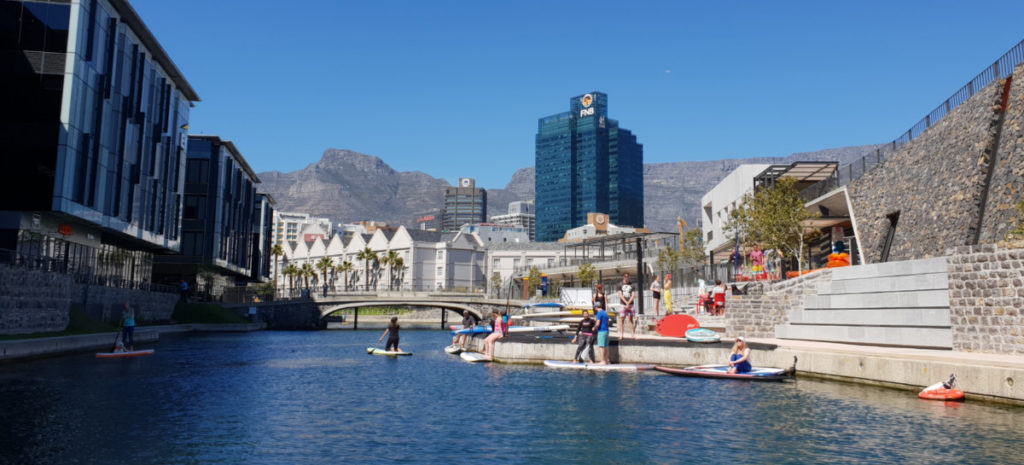 City Sightseeing Canal Cruise Cape Town