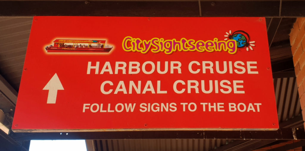 City Sightseeing Cape Town Harbour Cruises