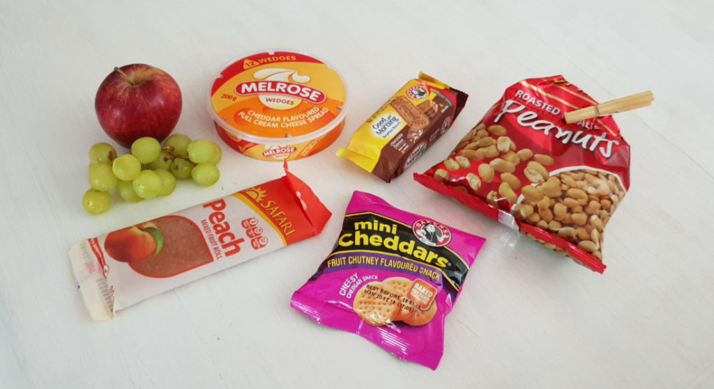 Lunchbox Ideas And Snacks
