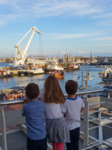 Harbour view, kid's activities V&A Waterfront