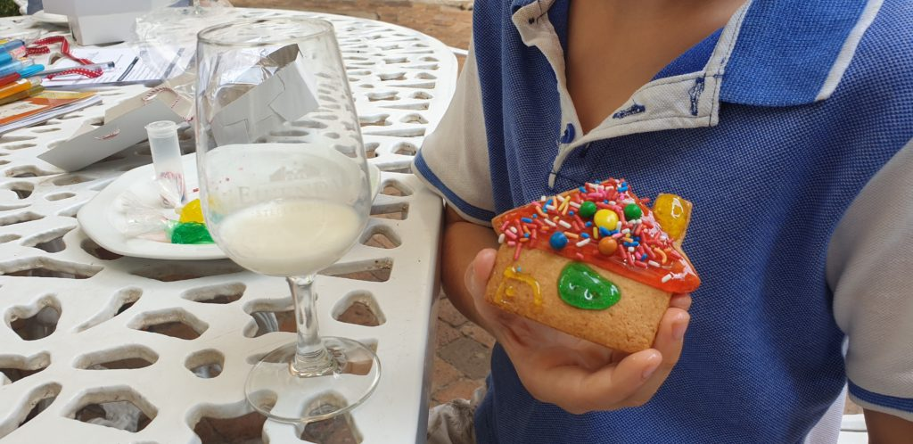 Eikendal Stellenbosch Kids Cookie Tasting