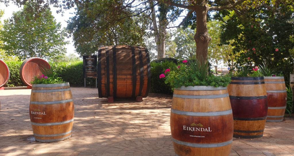 Eikendal Wine Estate Stellenbosch