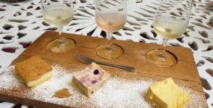 Eikendal Stellenbosch Cheesecake and Wine Pairing