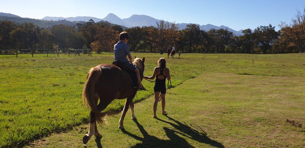 Pony Ride Bliss At Elgin Vintners At Elgin Cool Fest