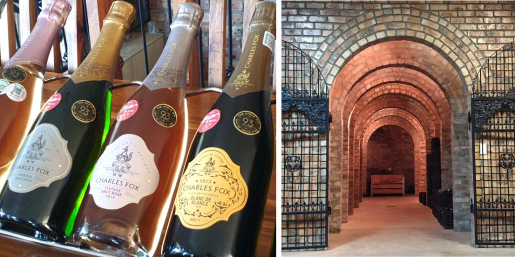 Charles Fox MCC Bottles and Cellar Elgin Cool Fest