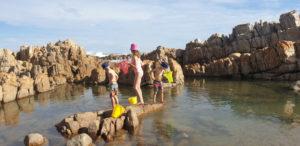 Gourikwa Reserve Rock Pools