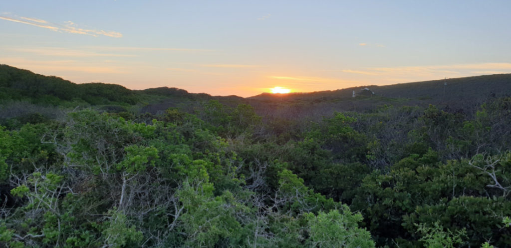 Gourikwa Reserve Sunset View From House 25