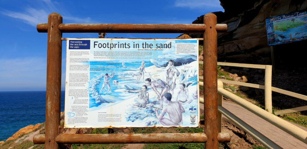 Cape St Blaize Trail Point of Human Origins Mossel Bay