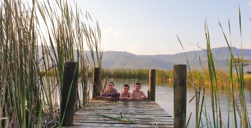 Kwetu Dam, Swellendam