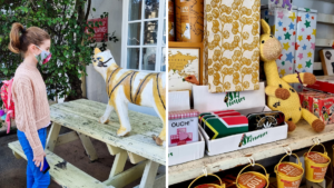 Marmalade Cat Cafe and gift shop Darling